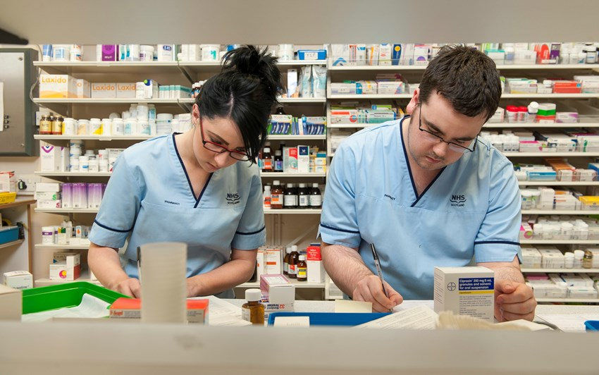 Pharmacy Support Worker Pharmacy Nhsscotland Careers